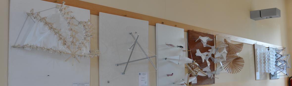Foto di lavori degli studenti